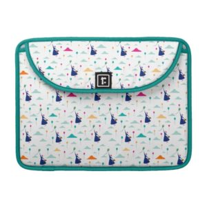 Mary Poppins   Magic Fills the Air Pattern MacBook Pro Sleeve