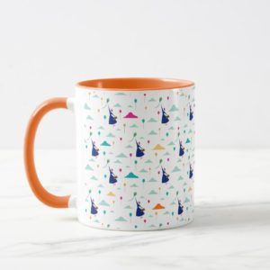 Mary Poppins | Magic Fills the Air Pattern Mug