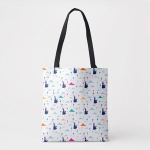 Mary Poppins | Magic Fills the Air Pattern Tote Bag