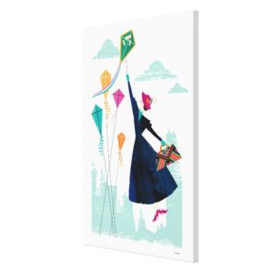 Mary Poppins | Magic in the Air Canvas Print