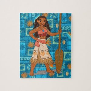 Moana | Daughter Of The Sea Jigsaw Puzzle