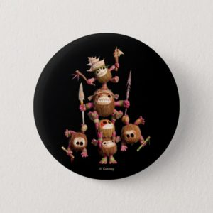 Moana | Kakamora - Coconut Pirates Button
