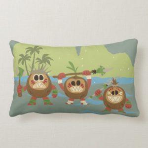 Moana | Kakamora - Mischief Makers Lumbar Pillow