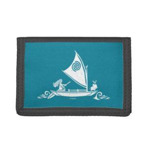 Moana | Sail Beyond The Horizon Tri-fold Wallet