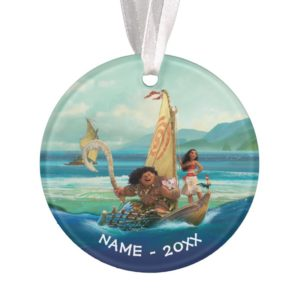 Moana | Set Your Own Course Ornament