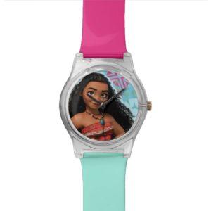 Moana   Vintage Island Girl Wrist Watch