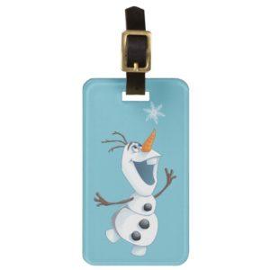 Olaf | Blizzard Buddy Luggage Tag
