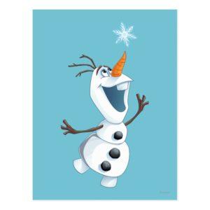 Olaf | Blizzard Buddy Postcard