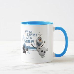 Olaf | Expert on the Snow Mug