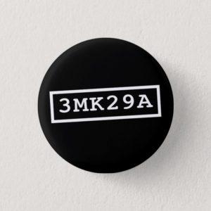 Orphan Black Button Serial: 3MK29A