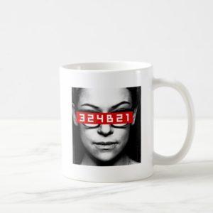 Orphan Black | Cosima - Tag Number Coffee Mug