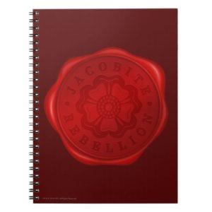 Outlander | Jacobite Rebellion Wax Seal Notebook