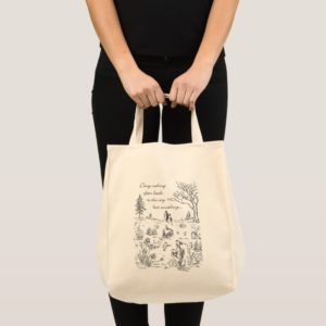 Pooh & Pals | The Very Best Something Quote Tote Bag