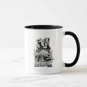 RAMPAGE   City of Destruction Mug