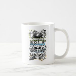 RAMPAGE | Ready to Destroy Coffee Mug