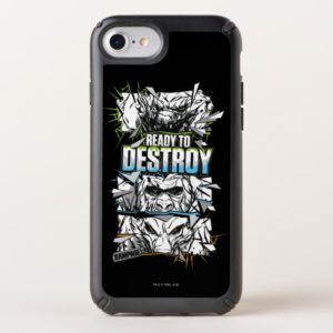 RAMPAGE | Ready to Destroy Speck iPhone Case