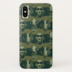 RAMPAGE | Skulls Pattern Case-Mate iPhone Case