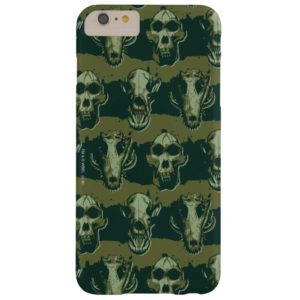 RAMPAGE | Skulls Pattern Case-Mate iPhone Case