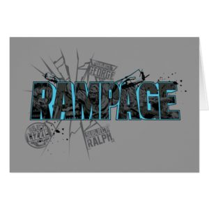 RAMPAGE | Subject Graphics
