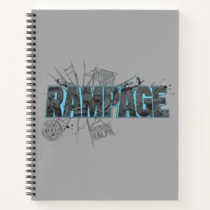 RAMPAGE   Subject Graphics Notebook