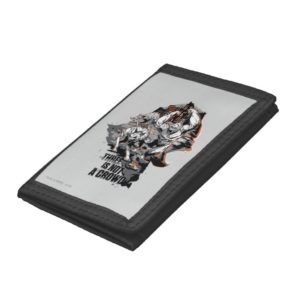 RAMPAGE | Three is Not a Crowd Trifold Wallet