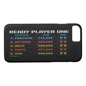Ready Player One | High Score Leaderboard Case-Mate iPhone Case