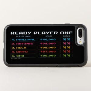 Ready Player One | High Score Leaderboard OtterBox iPhone Case