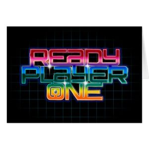 Ready Player One | Rainbow Logo