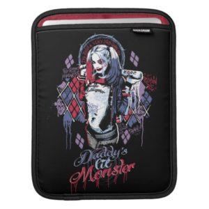 Suicide Squad | Harley Quinn Inked Graffiti iPad Sleeve
