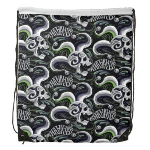 Suicide Squad | Joker Skull - Haha Drawstring Backpack