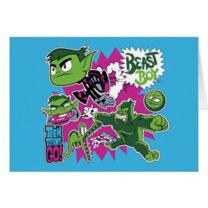 Teen Titans Go! | Beast Boy Shapeshifts