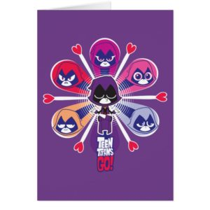 Teen Titans Go! | Raven's Emoticlones