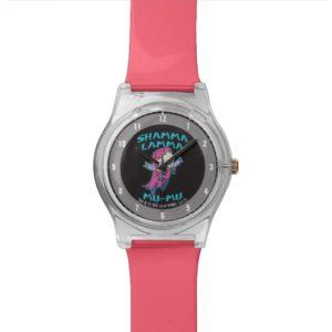 "Teen Titans Go! | Starfire ""Shamma Lamma Mu-Mu"" Wrist Watch"
