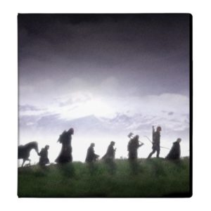 The Fellowship of the Ring 3 Ring Binder