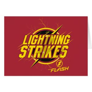 "The Flash | ""Lightning Strikes"" Graphic"