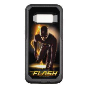 The Flash | Sprint Start Position OtterBox Commuter Samsung Galaxy S8 Case