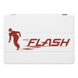 The Flash | Super Hero Name Logo iPad Pro Cover
