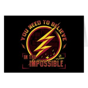 The Flash | You Need To Believe In The Imposible