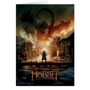 The Hobbit - Laketown Movie Poster