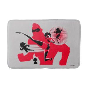 The Incredibles 2   Hero Work Bath Mat