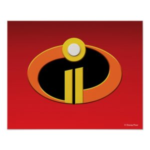 The Incredibles 2 | Logo 2 Poster