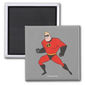 The Incredibles 2 | Mr. Incredible - Hero Work Magnet