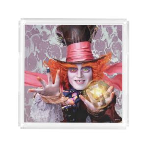 The Mad Hatter | You're all Mad Acrylic Tray