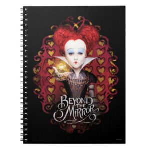 The Red Queen   Beyond the Mirror Notebook