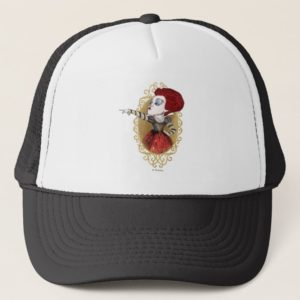 The Red Queen   Off with his Head Trucker Hat