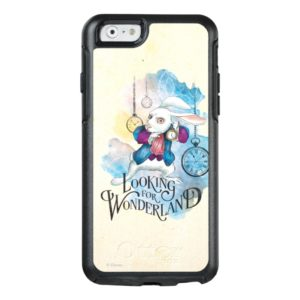 The White Rabbit | Looking for Wonderland 3 OtterBox iPhone Case