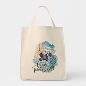 The White Rabbit | Looking for Wonderland Tote Bag