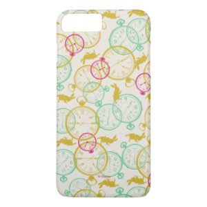 The White Rabbit Pattern Case-Mate iPhone Case