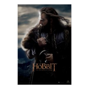 THORIN OAKENSHIELD™ Character Poster 2