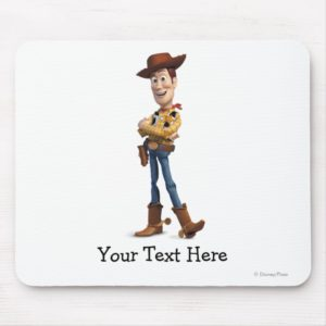 Toy Story 3 - Woody 3 Mouse Pad